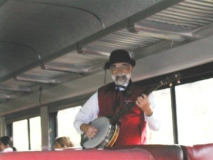 Banjo-entertainment-on-the-Kettle-Valley-train