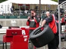 PIR Grand Prix Pits