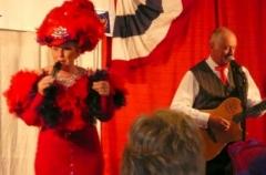 Bernie-Red-Perform