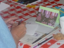 Colleen-adding-a-little-color