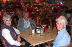 Linda, Bob, and Sue