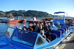 The Chinook jet boat group