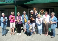 Sue, Barb, Linda, Judy, Penny, Joann, Judy, Anna, Lynda, Nancy & Jeanette