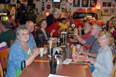 Jeanette, Ed, Mary, Ron, Gene & Carole