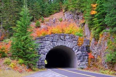 Mt. Rainier Autumn Colors