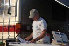 Steve Preparing
