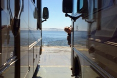 Treks on Ferry to Whidbey