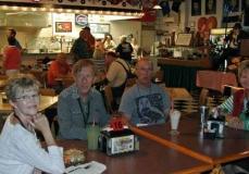 Candis, Tom, Steve & Kathie
