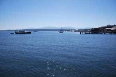 View from Port Townsend Docks